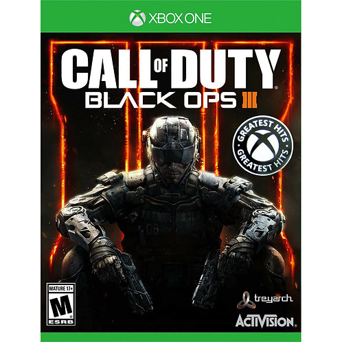 Call of Duty: Black Ops III - Greatest Hits - For Xbox One