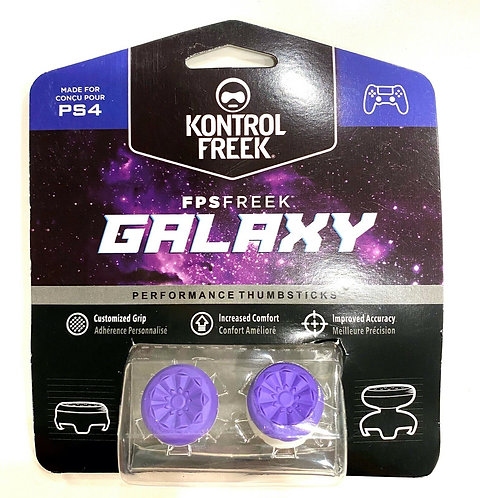 KontrolFreek FPL Freek Galaxy Performance Thumbsticks Grips for PS4