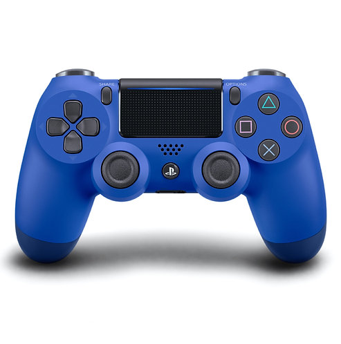 Sony PS4 Dual Shock Wireless Controller Blue Wave