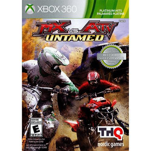 MX vs. ATV Untamed - For Xbox 360