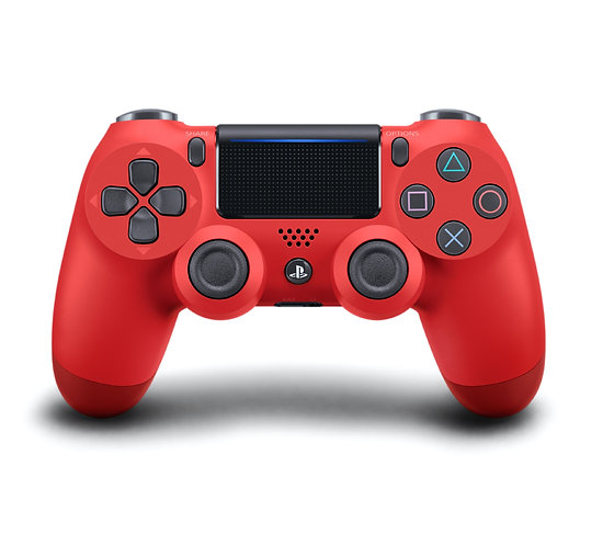 Sony PS4 Dual Shock Wireless Controller Magma Red
