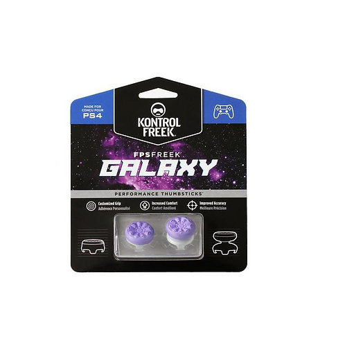 FPS Freek Galaxy Performance Thumbsticks for PlayStation 4 -