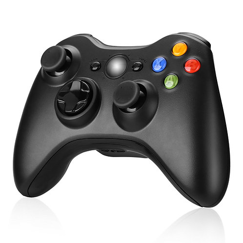 Wireless Game Controller Gamepad Joystick for Microsoft Xbox 360 PC