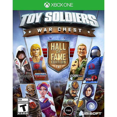 oy Soldiers: War Chest Hall of Fame Edition  For - Xbox One