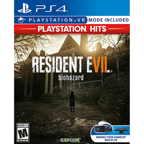 Resident Evil 7: biohazard - PlayStation Hits - For PS4