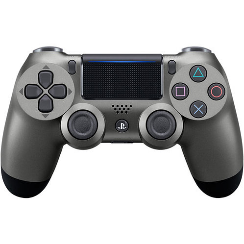 Sony PS4 Dual Shock Wireless Controller Steel Black