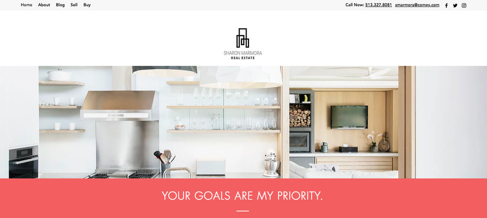 RealtorCincy Home Page