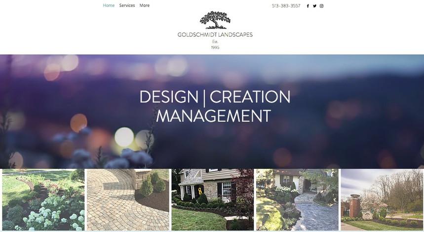 Goldschmidt Landscapes Home Page