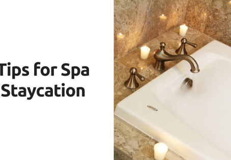 Tips For A Spa Staycation