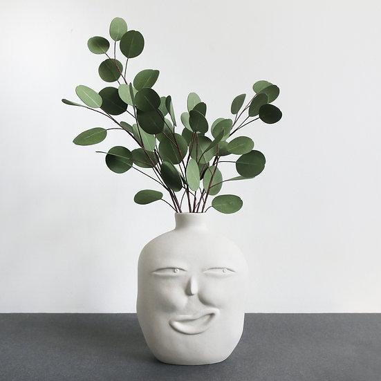 Gumdrop Eucalyptus in Vase