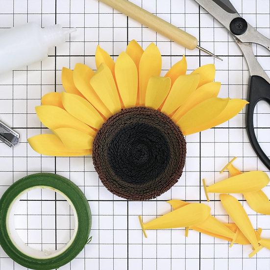 Paper Sunflower Workshop (2 Oct)