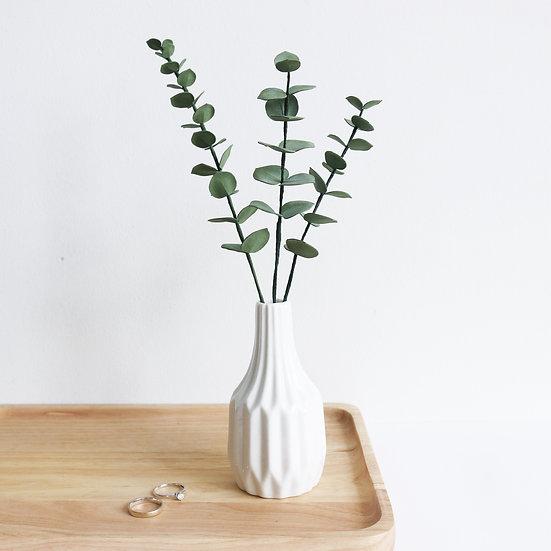 Spiral Eucalyptus in Vase