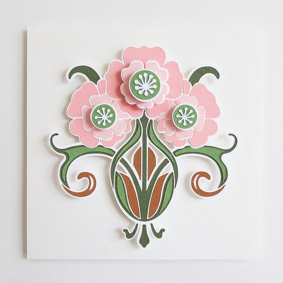 Peranakan Tile #2