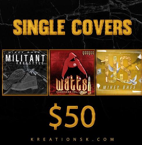 Single/Mixtape Cover
