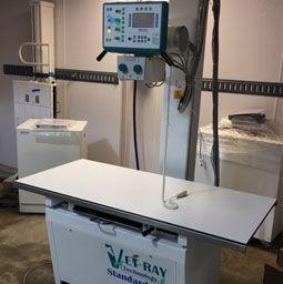 Vet Ray X-Ray System