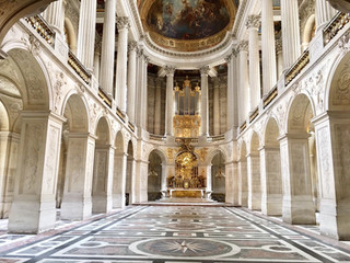 法國新視界:凡爾賽宮Château de Versailles,巴洛克時期最耀眼的建築