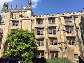 英國新視界:哈利波特朝聖秘境,牛津大學基督堂學院
