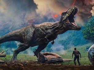 Qpapa看電影學英文:侏羅紀世界Jurassic World