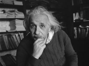 Qpapa 名言佳句:愛因斯坦經典語錄
