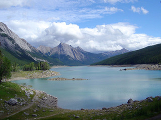 加拿大新視界:賈斯珀國家公園Medecine Lake