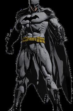 Qpapa窩在沙發學英文:蝙蝠俠經典語錄