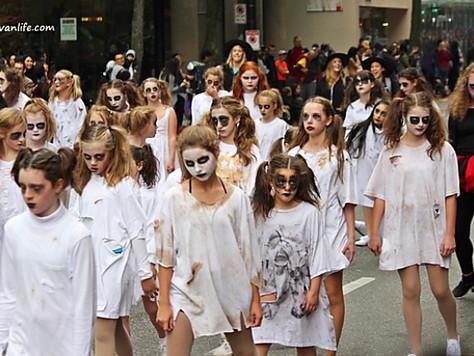 Qpapa實用單字篇:萬聖節不給糖就搗蛋Halloween Parade