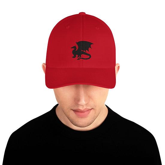 DM Dunn - Dragon Structured Twill Cap