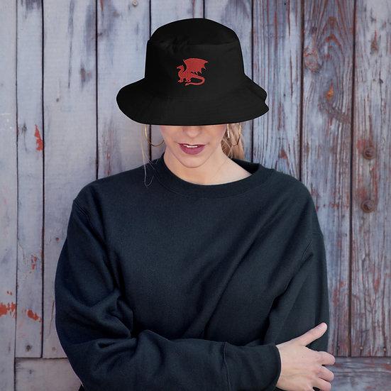 Dragon Logo Bucket Hat