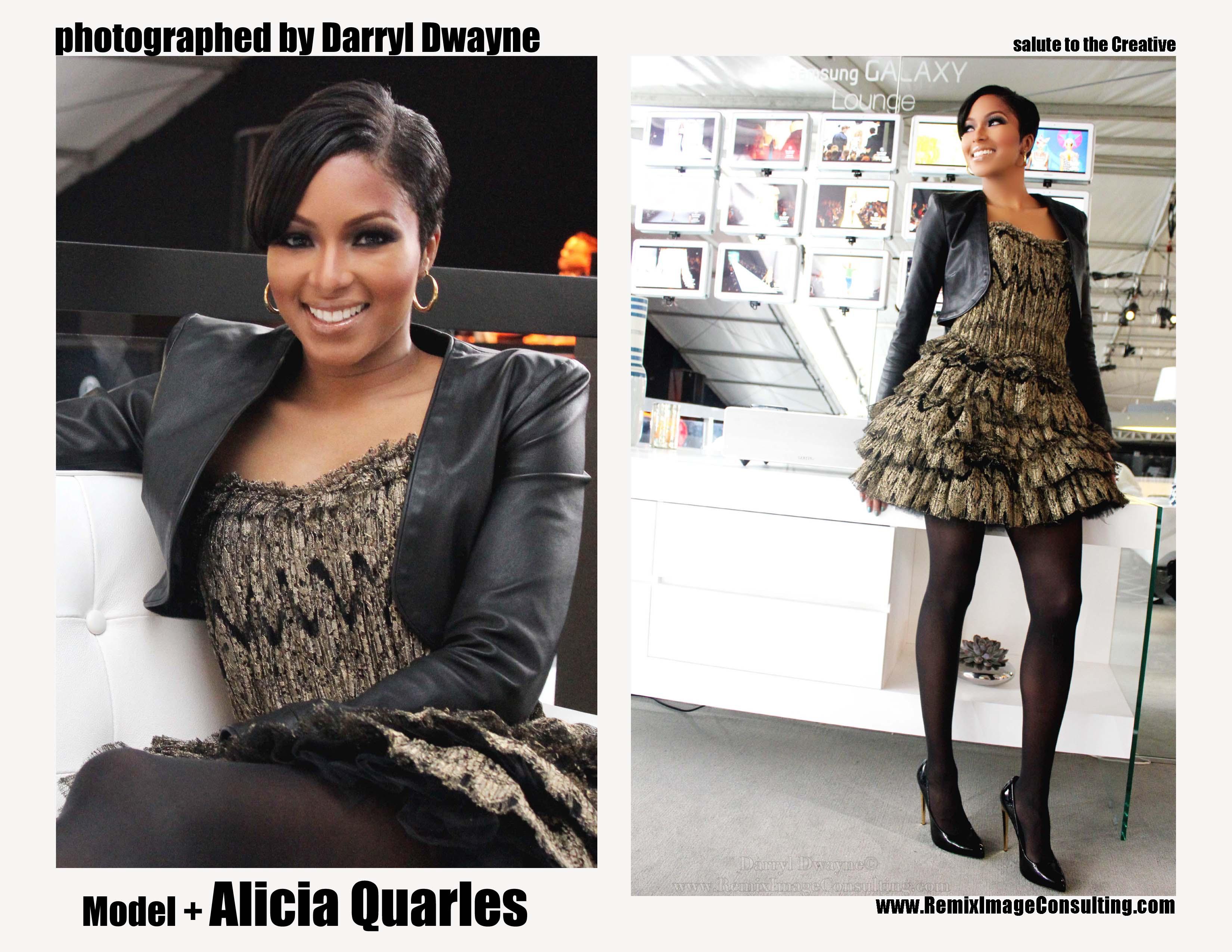 Enews Correspondent Alicia Quarles