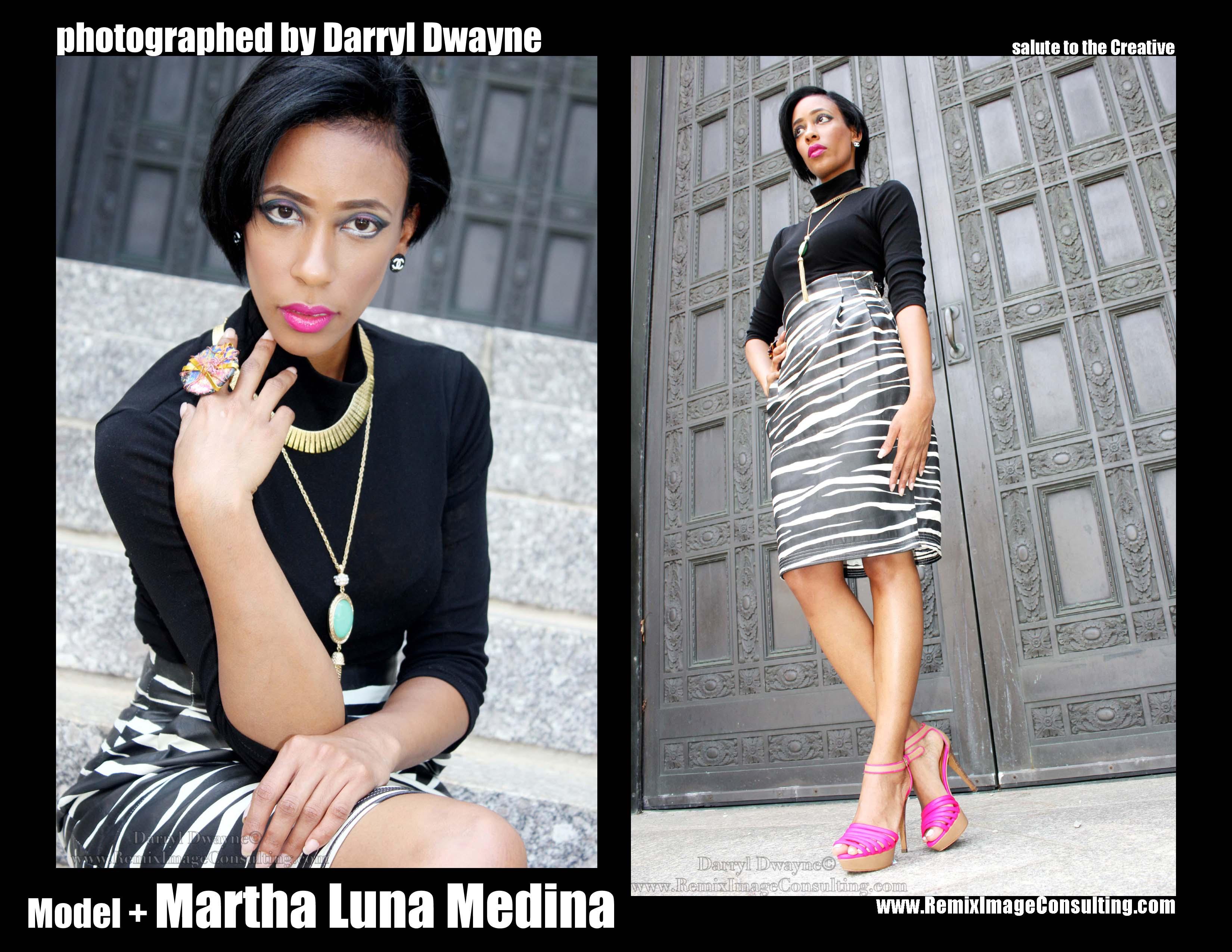 News & Magazine Martha Luna (MDoll)