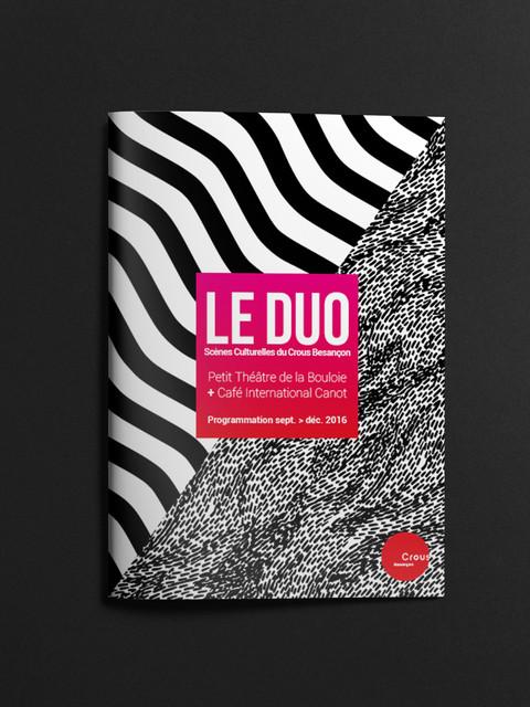 Le Duo, Besançon