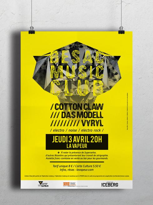 La Vapeur, Dijon