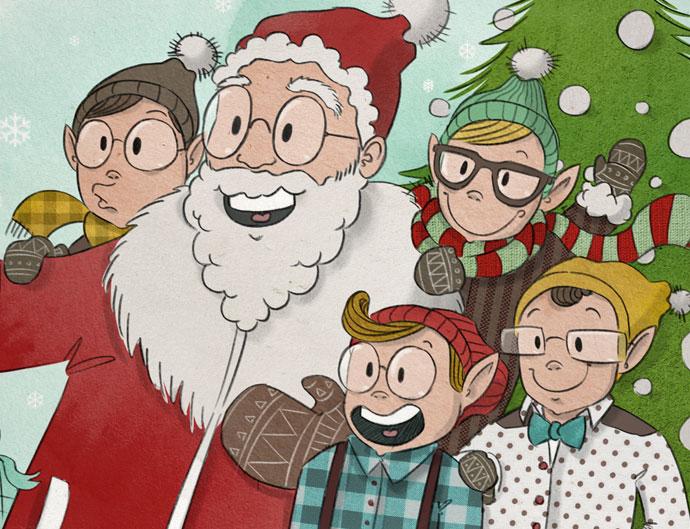 christmasselfie1