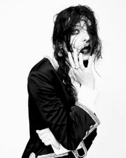 Esmee Creed Miles, W Magazine