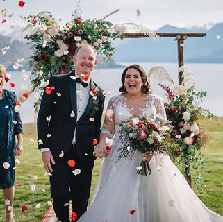 Such happiness! We loved floralling up t