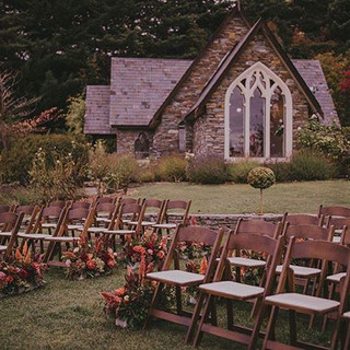 How beautiful do our wooden chairs look