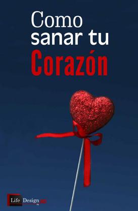 Como sanar tu corazón