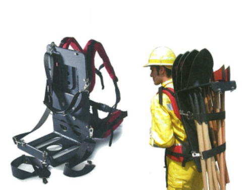 WATERAX MULTI – PURPOSE BACKPACK KIT WITH PADDED STRAPS
