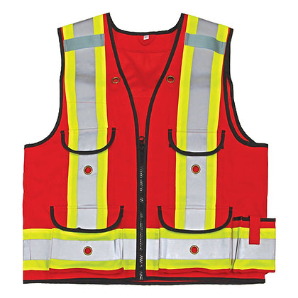 ALL-TRADES 1000D SURVEYOR SAFETY VEST