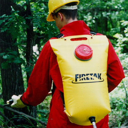FIRETAK BACKPACK