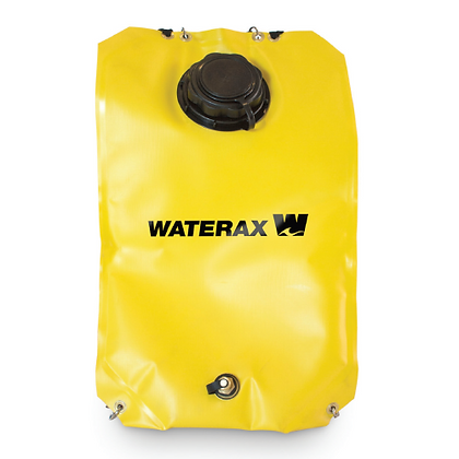 WATERAX BACKPAX VP0-1X VINYL BACKPACK WITH BRASS HAND PUMP