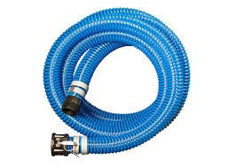 PVC SUCTION HOSE 2″ X 10′ WITH CAMLOCK ENDS
