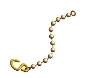 KCR 100-083 CHAIN WITH RING FOR DRIP TORCH
