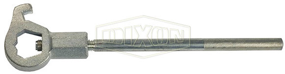 Heavy Duty Adj.Hydrant Wrench