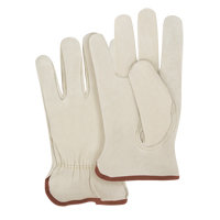 Driver's Gloves Unlined - Large