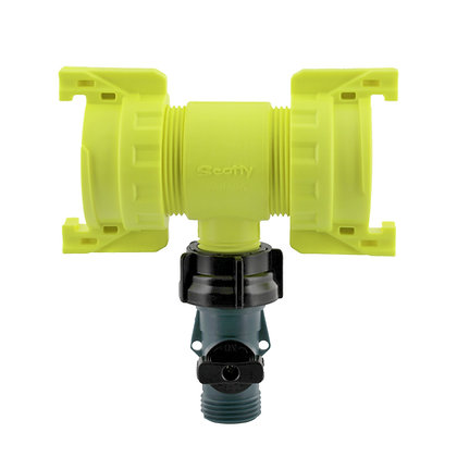 WATER THIEF WITH 1/4 TURN CONNECTORS