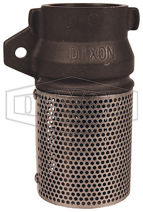 """2"""" FOOT VALVE AND STRAINER"""