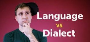 Languages, Dialect and Accent