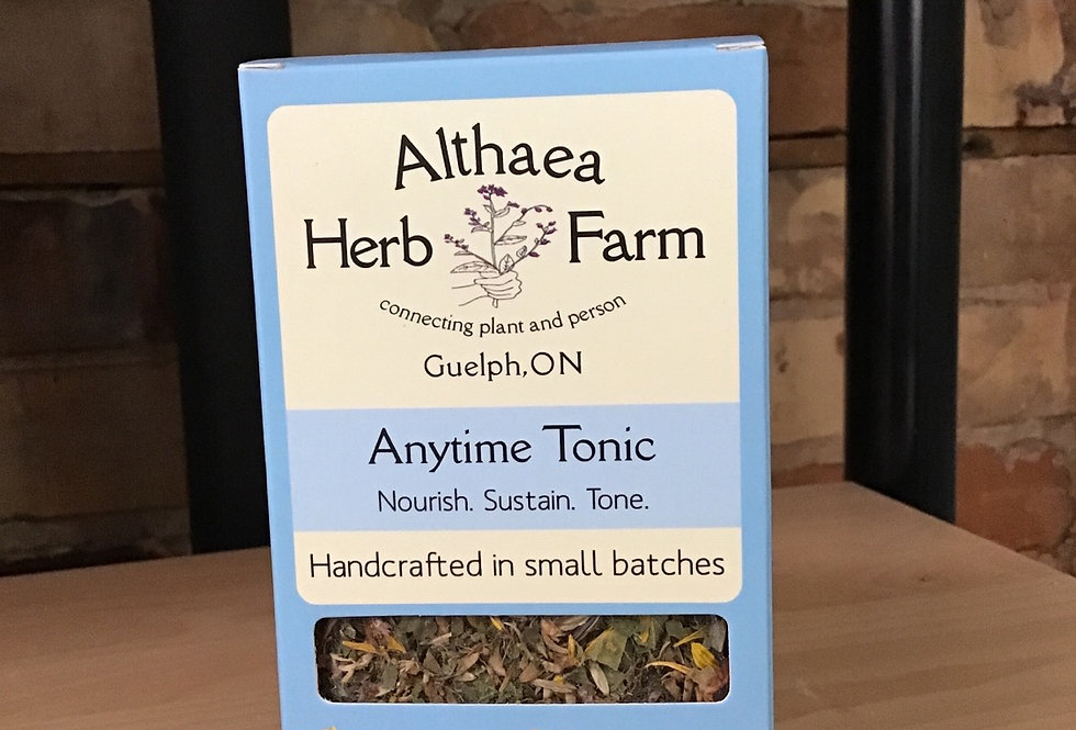Anytime Tonic, Althea Tea Farm