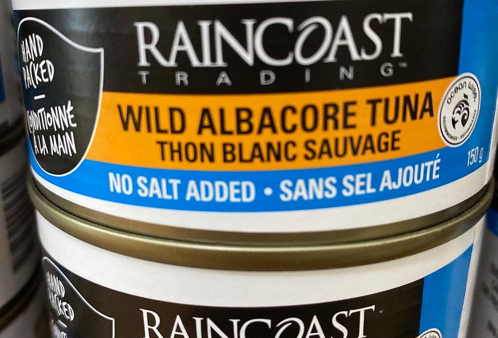 Wild Albacore Tuna (BC) - ocean wise - no salt added